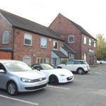 Commercial Offices to let in Swadlincote, Burton upon trent